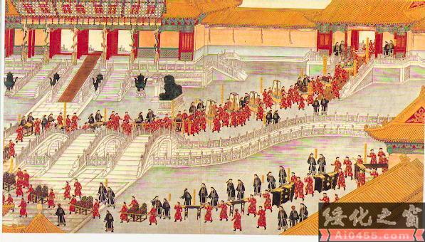 清朝最后一次皇家大婚礼:名为夫妻,实为政敌